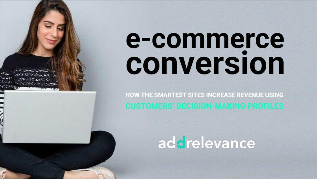 e-commerce conversion e-book