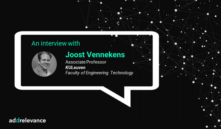 Interview about AI in marketing and advertising, with Professor Joost Vennekens from KU Leuven